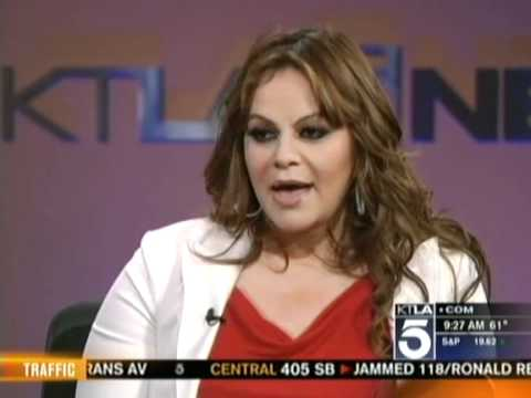 Jenni Rivera (KTLA Morning Show March 3rd 2011)