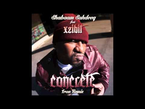 Shabaam Sahdeeq - Concrete feat. Xzibit (Tron Remix)