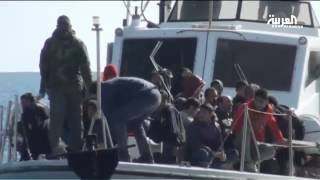 البحر المتوسط تحول الى تابوت للمهاجرين