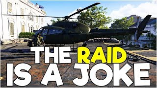The RAID is an Absolute Joke! - The Division 2
