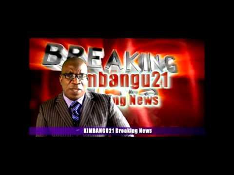 FLASH! B26 KIMBANGU ANGOLA GRAVE EYINDI LISUSU GOLF ENINGANI