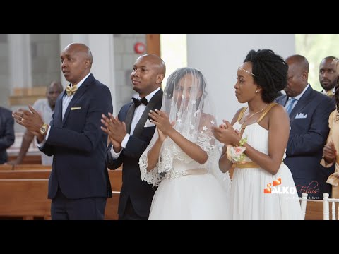 Ann & Allan (Kenya wedding)