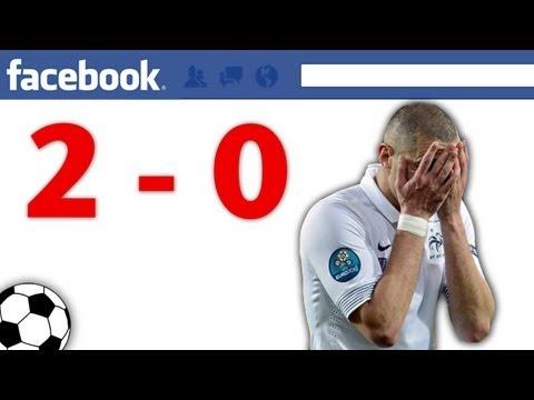 image video gonzague TV : Les Bleus après la défaite à l'euro 2012