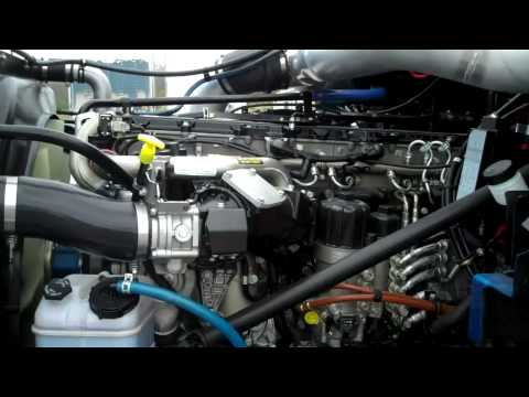 Detroit Diesel DD13 w/ Blue Tec Technology