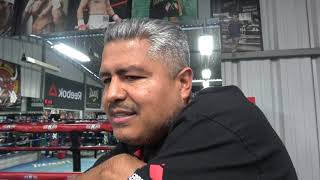 Robert Garcia Shares The Moment He Told Big G That Mikey Is Fighting Spence EsNews Boxing