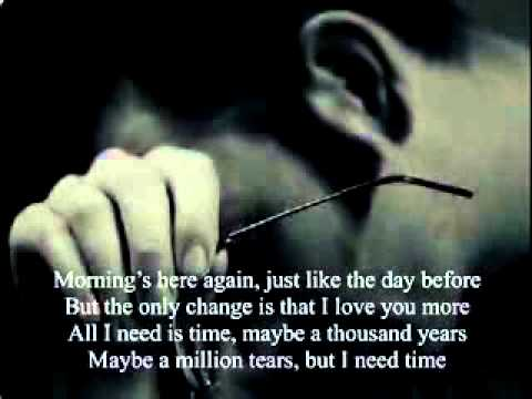 Roy Orbison - All I Need Is Time