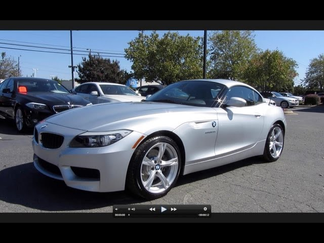 2012 BMW Z4 S-drive 28i 2.0T Start Up, Exhaust, and In ...