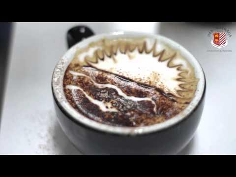 INUS Barista & Coffee Art Course
