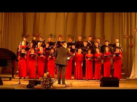 Духовний Гімн України -- Боже Великий Єдиний