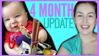 4 Month Postpartum Update | AmandaMuse