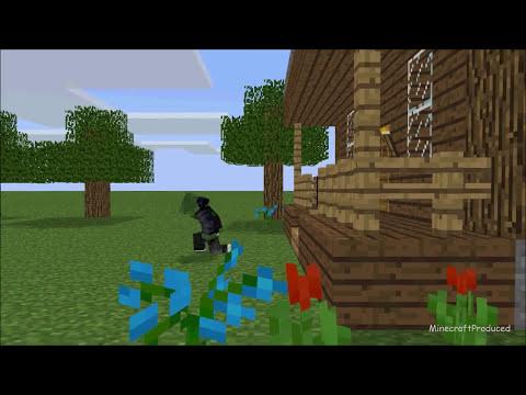 MineAttack Level 5 (Minecraft Animation, Ssundee, Lucky Block, Factions Battle, War,  Challenge)