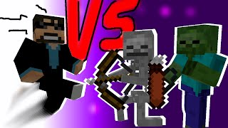 MineAttack Level 5 (Minecraft Animation, Ssundee, Lucky Block, Factions Battle, War,  Challenge)