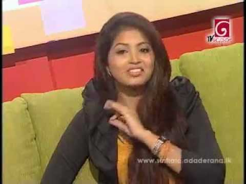 Derana Tv - Interview with Hashini Gonagala