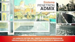 PENETRON Tunnel ZARA EXPO 2015 - Il Calcestruzzo Impermeabile
