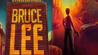 "GV Prakash Changes Title Baashaa to ""Bruce Lee"""