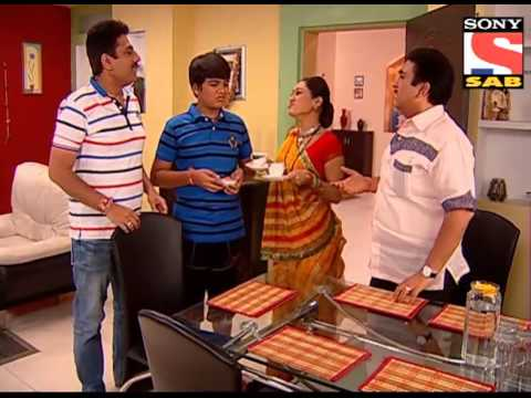 Taarak Mehta Ka Ooltah Chashmah - Episode 1155 - 7th June 2013 video