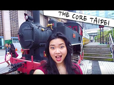 Travel Taiwan Vlog: Taipei Main Station Forget The Trains 遊台北:台北火車站美食