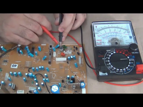Amostra do Curso Prático Testando Componentes no Circuito