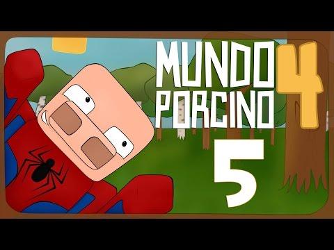 LA MANTIS CANSINA | EP.5 | MUNDO PORCINO TEMP.4