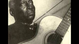 Leadbelly Where Did You Sleep Last Night Alternate Version