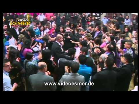 Kurdische Hochzeit, Kurdish Wedding -semir And Xensa -hildesheim, Germany 2 video