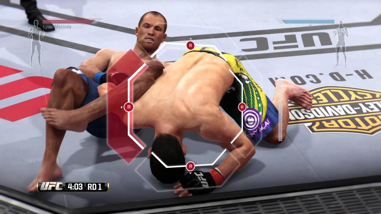 Royce Gracie 2015 Royce Gracie vs Lyoto Machida