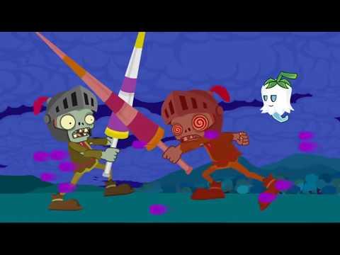 Растения против зомби: Армия Зомби / Plants vs Zombies (Мультфильм) Русская озвучка