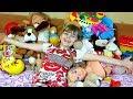 ПРОЩАНИЕ С ЛЮБИМЫМИ ИГРУШКАМИ отнесли 16 кг игрушек в садик. Чуть не расплакалась