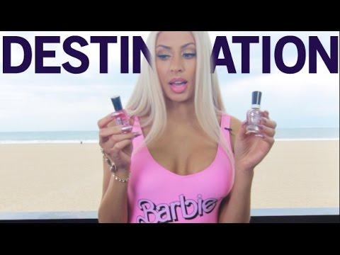 Drugstore Makeup Tutorial: Summer Beach Look!