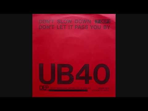 Ub40 - Slow Down