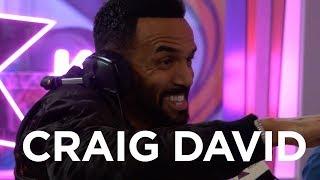 Craig David Talks his New Album, Collabs and Valentine