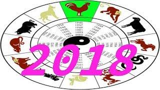 Лев петух прогноз на 2018