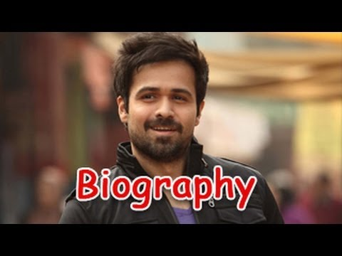 Emraan Hashmi - Kissing Killer Of Bollywood | Biography video