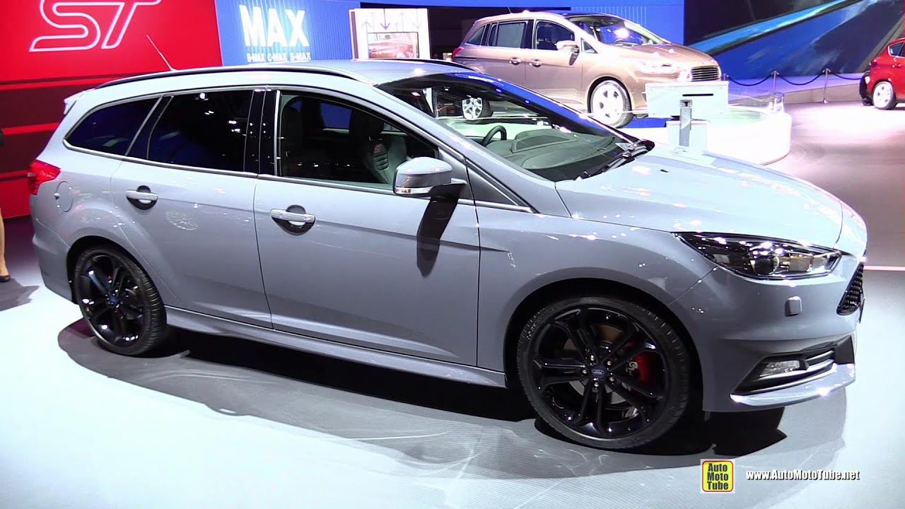 2015 Ford St Disel Wagon Exterior And Interior