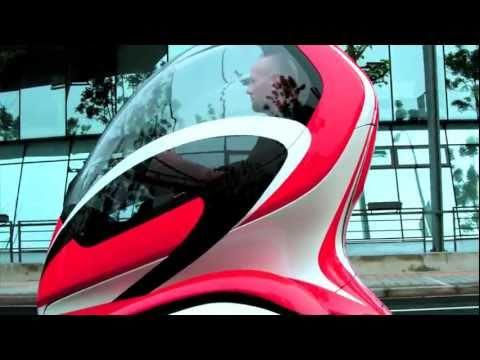 General Motors EN-V Technology video