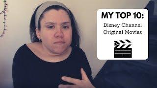My Top 10 - Disney Channel Original Movies (DCOMs)