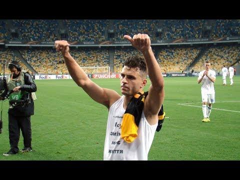 Junior Moraes - Dynamo 4:1 Partizan