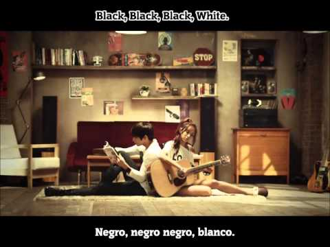 G.na - Black & White (subtitulos En Español + Romanización) video