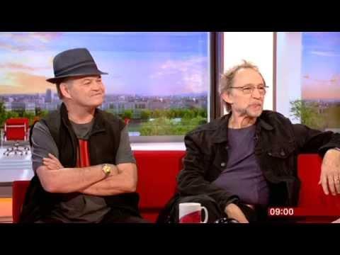 The Monkees BBC Breakfast 2015