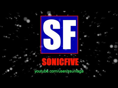 Sonicfive's New Logo - With Proper Music!! (1k Subs Special) video