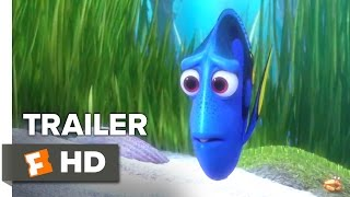 Finding Dory Official Trailer #2 (2016) - Ellen DeGeneres, Albert Brooks Movie HD