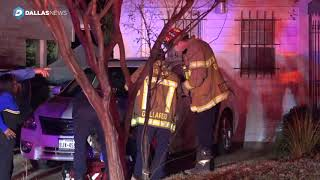 Elderly man escapes, but dog dies in central Oak Cliff house fire