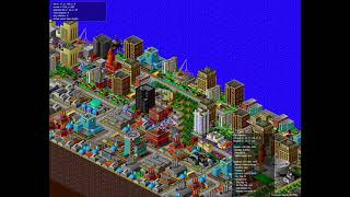 OpenSC2K - Open source SimCity 2000 remake