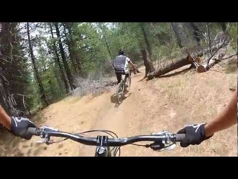 Whoops Trail, Bend, OR with Kevin Smallman