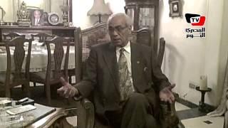 أحمد رجائي يكشف المسؤول عن منظمة سيناء العربية