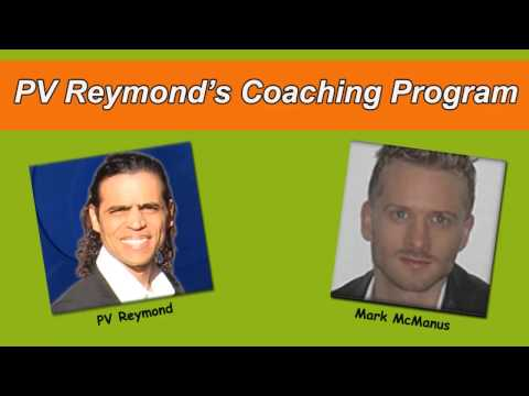 PV Reymond's Internet Marketing Coaching Program - Mark (Testimonial)