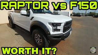 2017 Ford Raptor! Detailed Review!