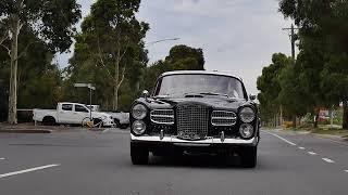 1958 FACEL VEGA HK500