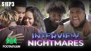 KSI AND NIKO SPEAK ANOTHER LANGUAGE | INTERVIEW NIGHTMARES EP 3