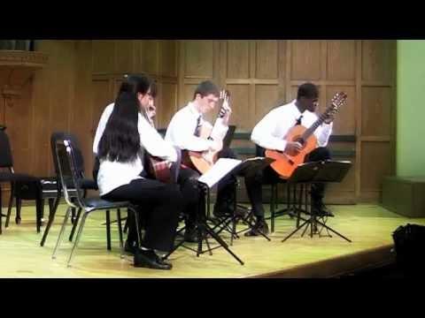 Austin Tango- Roland Dyens